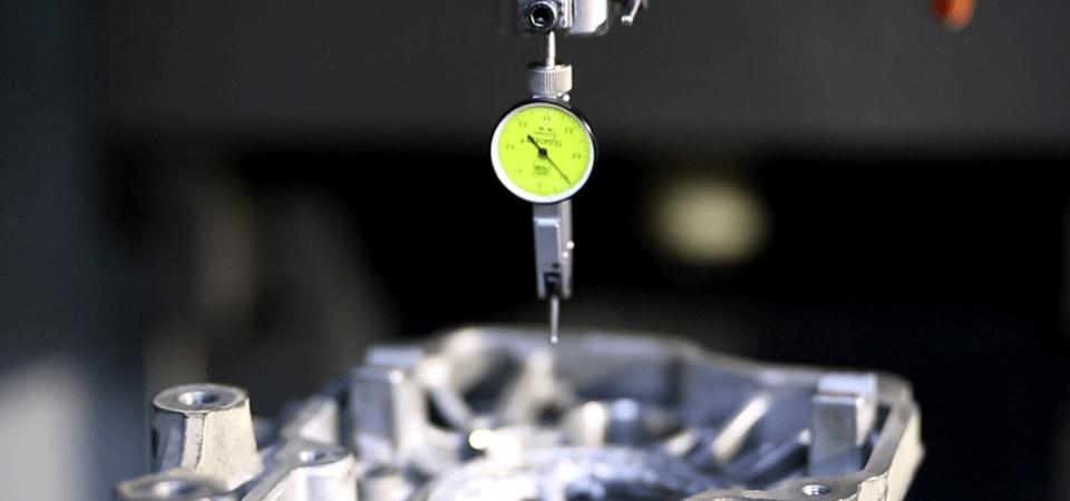 pressofusione alluminio zama