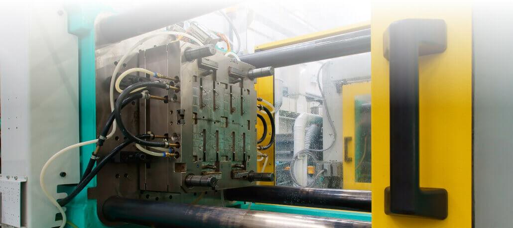 stampaggio iniezione plastica