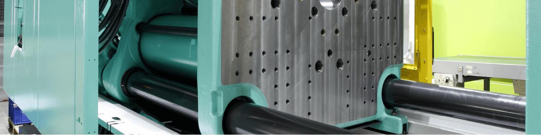 stampaggio per iniezione plastica